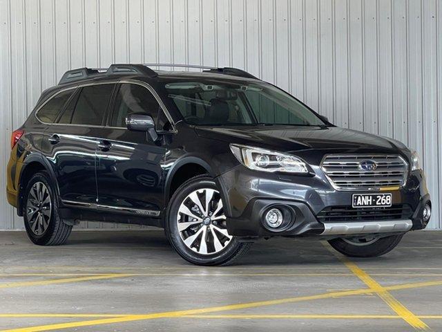 Used Subaru Outback B6A MY17 3.6R CVT AWD Moorabbin, 2017 Subaru Outback B6A MY17 3.6R CVT AWD Grey 6 Speed Constant Variable Wagon