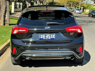 2020 Ford Focus SA 2021MY ST Black 7 Speed Automatic Hatchback