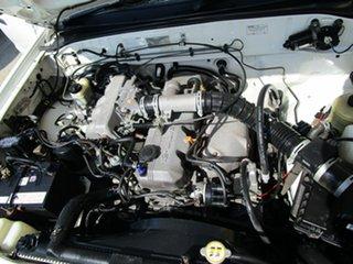 2004 Mazda Bravo B2600 DX 4x2 White 5 Speed Manual Cab Chassis
