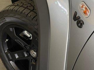 2021 Volkswagen Amarok 2H MY21 TDI580 4MOTION Perm W580 Silver 8 Speed Automatic Utility
