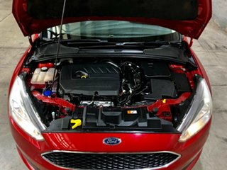 2015 Ford Focus LZ Trend Red 6 Speed Manual Hatchback