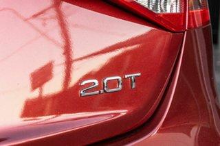 2009 Audi A4 B8 8K MY10 Multitronic Red 8 Speed Constant Variable Sedan