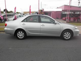 2006 Toyota Camry ACV36R Altise Limited Silver 4 Speed Automatic Sedan.