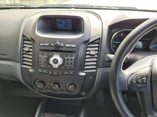 2013 Ford Ranger PX XL Hi-Rider Silver 6 Speed Manual Utility