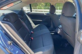 2011 Ford Falcon FG MK2 XR6 Blue 6 Speed Auto Seq Sportshift Sedan