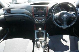 2011 Subaru Forester S3 MY11 XS AWD Blue 5 Speed Manual Wagon