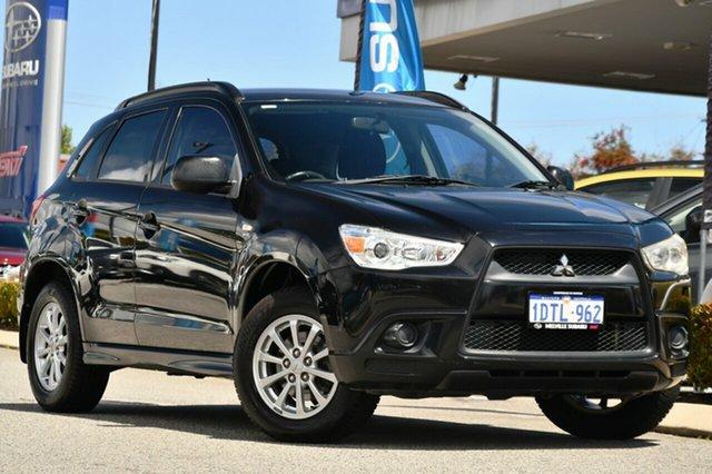 Used Mitsubishi ASX XA MY11 2WD Melville, 2011 Mitsubishi ASX XA MY11 2WD Black 5 Speed Manual Wagon