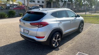 2016 Hyundai Tucson TLE Elite R-Series (AWD) Silver 6 Speed Automatic Wagon.