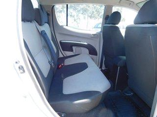 2013 Mitsubishi Triton MN MY13 GLX Double Cab 4x2 Silver 4 Speed Sports Automatic Utility