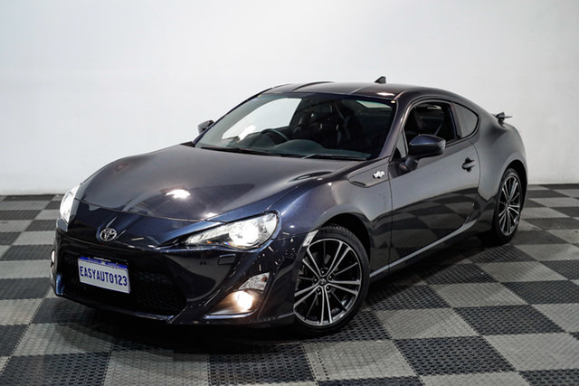 Used Toyota 86 ZN6 GTS Edgewater, 2014 Toyota 86 ZN6 GTS Grey 6 Speed Sports Automatic Coupe