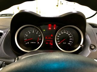 2013 Mitsubishi Lancer CJ MY13 ES Sportback Silver 5 Speed Manual Hatchback