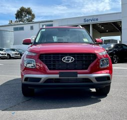 2021 Hyundai Venue Qx.v4 MY22 Active Fiery Red 6 Speed Automatic Wagon