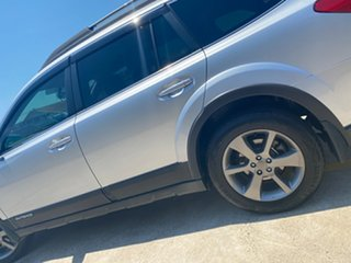 2013 Subaru Outback B5A MY14 2.5i Lineartronic AWD Premium Ice Silver 6 Speed Constant Variable