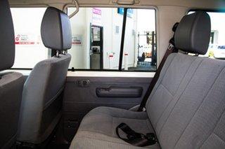 2020 Toyota Landcruiser VDJ76R GXL French Vanilla 5 Speed Manual Wagon