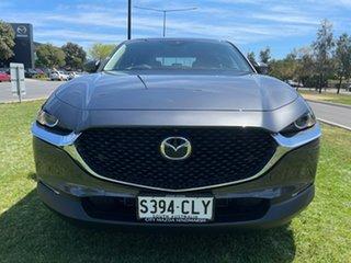 2020 Mazda CX-30 DM2W7A G20 SKYACTIV-Drive Evolve Machine Grey 6 Speed Sports Automatic Wagon.