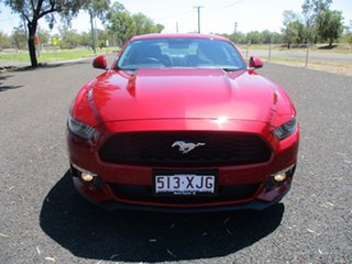 2017 Ford Mustang FM MY17 Fastback 2.3 GTDi Red 6 Speed Automatic Coupe