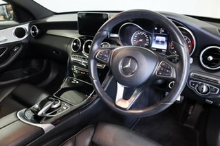 2016 Mercedes-Benz C-Class S205 806+056MY C200 Estate 7G-Tronic + White 7 Speed Sports Automatic