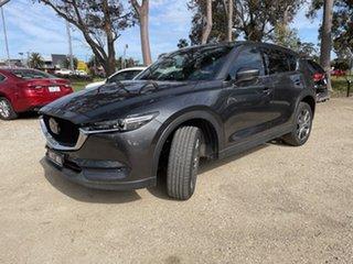 2019 Mazda CX-5 KF4WLA Akera SKYACTIV-Drive i-ACTIV AWD 46g 6 Speed Sports Automatic Wagon.