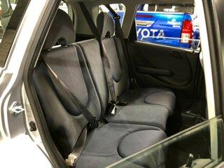 2004 Honda Jazz GD GLi Silver 5 Speed Manual Hatchback