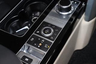 2013 Land Rover Range Rover L405 14MY SDV8 Vogue Santorini Black 8 Speed Sports Automatic Wagon