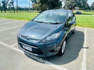 2011 Ford Fiesta WT Zetec Gray 6 Speed Automatic Hatchback.