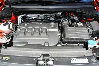 2017 Volkswagen Tiguan 5N MY17 110TDI DSG 4MOTION Comfortline Orange 7 Speed