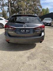 2019 Mazda 6 GL1032 Atenza SKYACTIV-Drive Machine Grey 6 Speed Sports Automatic Wagon