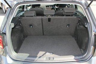 2017 Volkswagen Golf 7.5 MY17 110TSI DSG Tungsten Silver/cloth 7 Speed Sports Automatic Dual Clutch