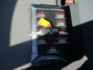 2012 Mitsubishi Triton MN MY12 GLX White 5 Speed Manual Utility