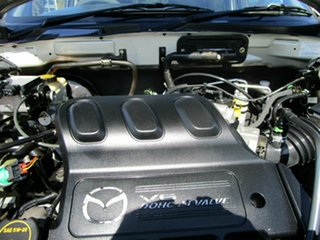 2006 Mazda Tribute MY06 V6 Silver 4 Speed Automatic Wagon