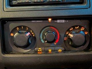 2006 Nissan Navara D40 RX Blue 6 Speed Manual Utility