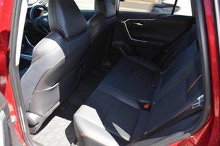 2019 Toyota RAV4 Axaa54R Edge (AWD) Maroon 8 Speed Automatic Wagon
