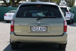 2005 Holden Commodore VZ Executive Green 4 Speed Automatic Wagon