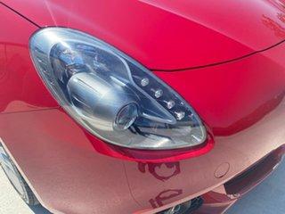 2012 Alfa Romeo Giulietta Series 0 MY12 Distinctive TCT Red 6 Speed Sports Automatic Dual Clutch