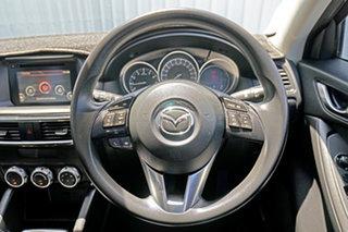 2017 Mazda CX-5 KE1072 Maxx SKYACTIV-Drive FWD Blue 6 Speed Sports Automatic Wagon