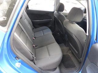 2011 Hyundai i30 FD MY11 SX Blue 4 Speed Automatic Hatchback