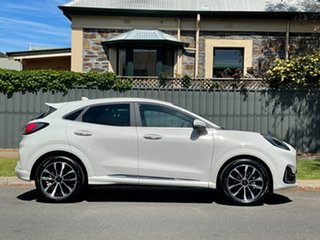 2021 Ford Puma JK 2021.25MY ST-Line V White 7 Speed Sports Automatic Dual Clutch Wagon