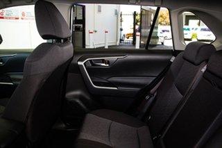 2020 Toyota RAV4 Axah54R GXL eFour Crystal Pearl 6 Speed Constant Variable Wagon Hybrid