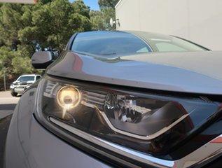 2020 Honda CR-V RW MY21 VTi FWD 7 Silver 1 Speed Constant Variable Wagon.
