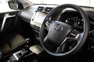 Toyota Landcruiser Prado Crystal Pearl Wagon