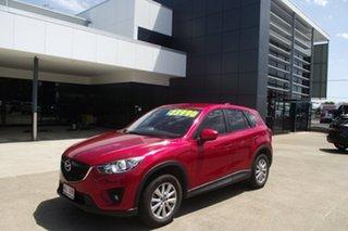 2014 Mazda CX-5 KE1022 Maxx SKYACTIV-Drive AWD Sport Soul Red 6 Speed Sports Automatic Wagon