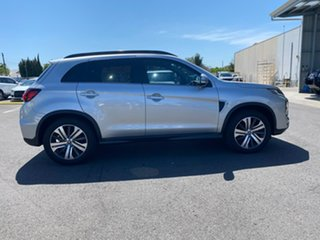 2020 Mitsubishi ASX XD MY20 Exceed 2WD Silver 1 Speed Constant Variable Wagon.