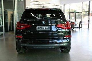2020 BMW X3 G01 M40i Steptronic Black 8 Speed Sports Automatic Wagon