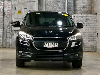 2014 Peugeot 4008 MY15 Active 2WD Black 6 Speed Constant Variable Wagon.