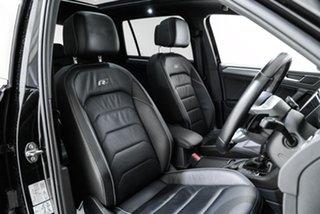 2018 Volkswagen Tiguan 5N MY18 162TSI DSG 4MOTION Highline Black 7 Speed