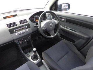 2007 Suzuki Swift EZ S Black 5 Speed Manual Hatchback