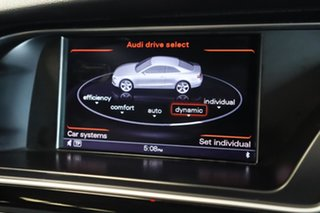 2016 Audi A5 8T MY16 S Line Plus Multitronic Black 8 Speed Constant Variable Coupe