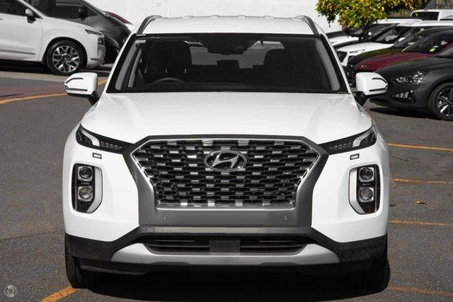 New Hyundai Palisade LX2.V1 MY21 2WD Oakleigh, 2020 Hyundai Palisade LX2.V1 MY21 2WD White 8 Speed Sports Automatic Wagon