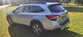 2017 Subaru Outback B6A MY18 2.5i CVT AWD Premium Silver 7 Speed Constant Variable Wagon