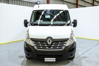 2017 Renault Master X62 MY15 (nbi) SWB Low White 6 Speed Automated Manual Van.